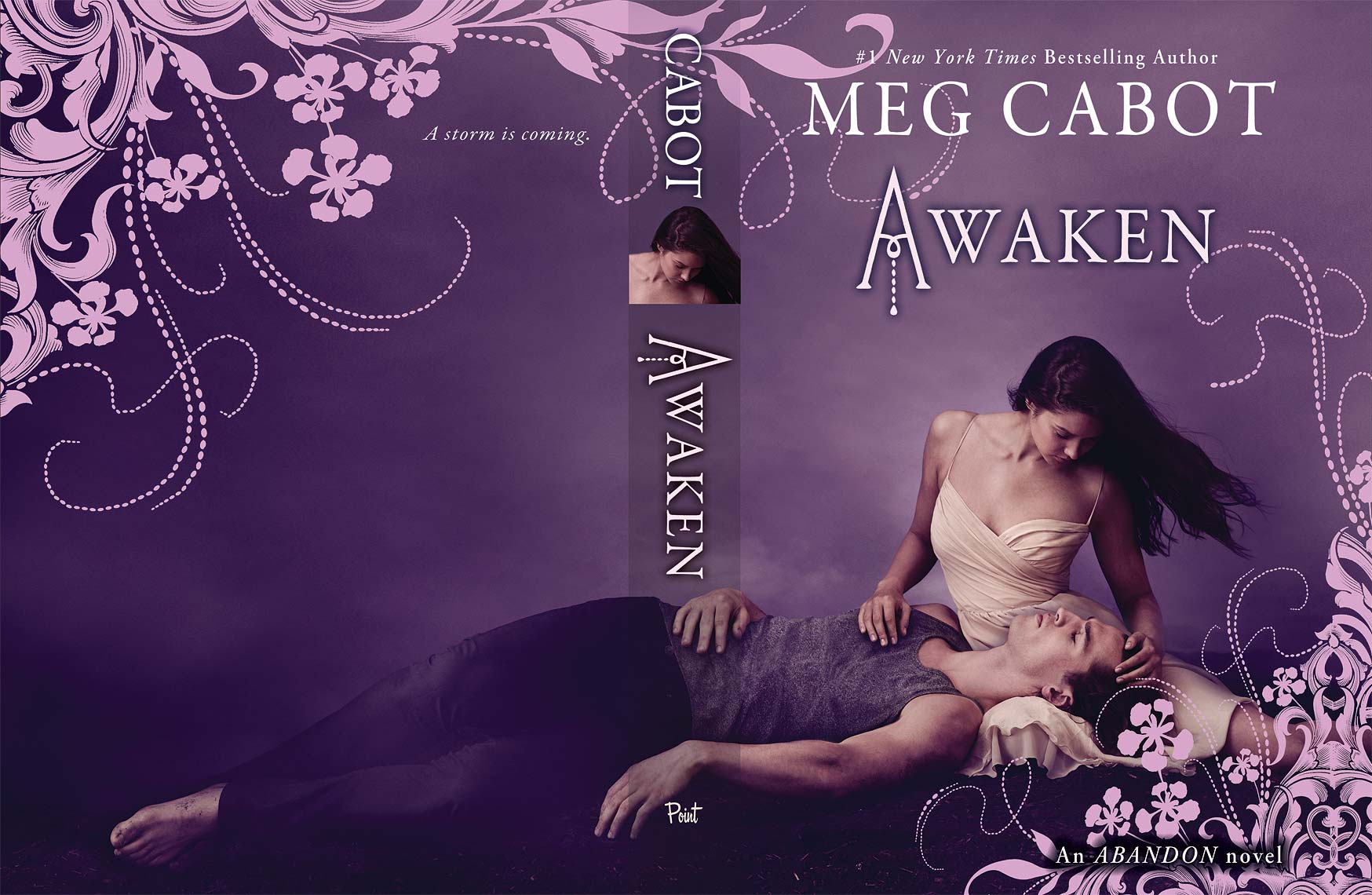 Awaken - Meg Cabot - Abandon | Michael Frost Photography