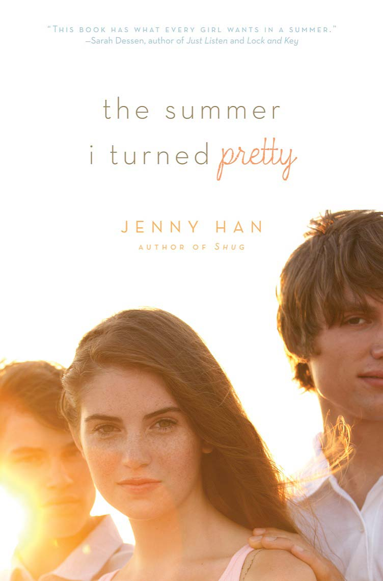 The Summer I Turned Pretty - Jenny Han | Michael Frost Photography