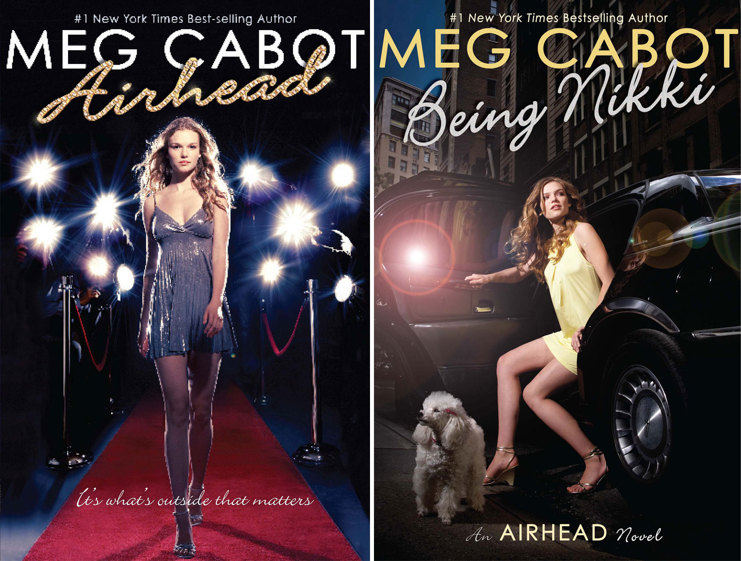 Airhead - Being Nikki - Meg Cabot | Michael Frost Photography