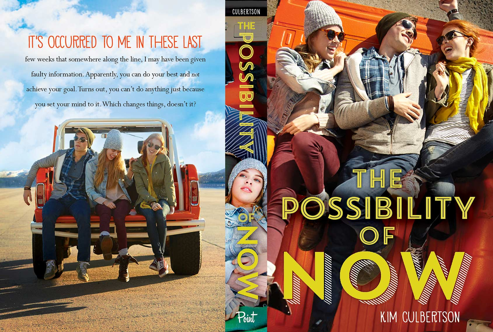 Possibility of Now - Kim Culbertson | Michael Frost Photography